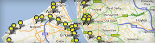 Merseyrail journey planner nearest stations ticket prices map