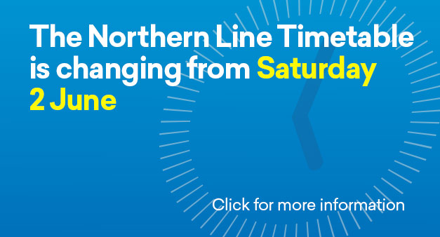 Northern Line Changes