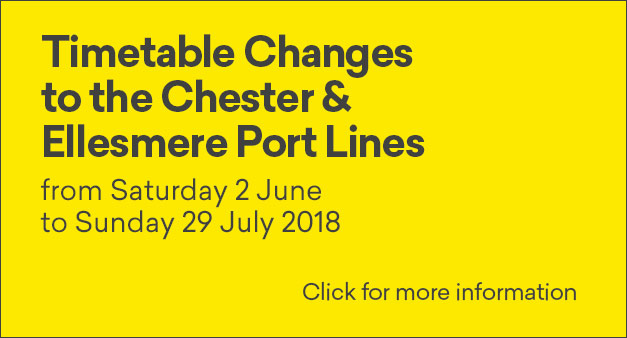 Wirral timetable change