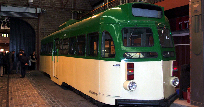 Wirral Tramway & Transport Museum