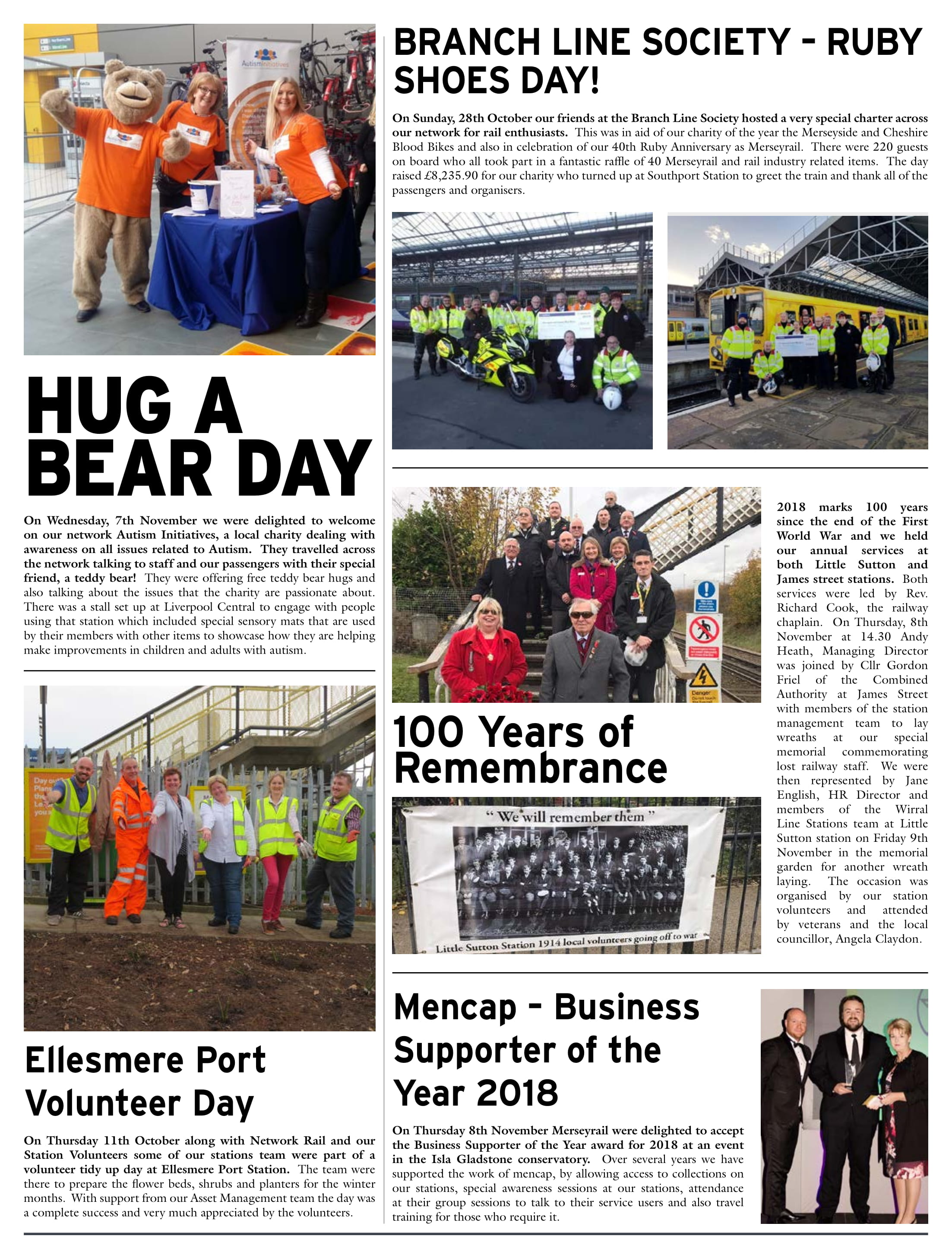 Merseyrail Community Report December -2