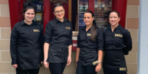 Siesta Coffee Staff 290