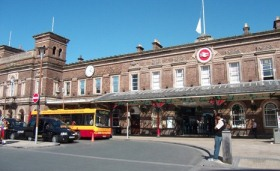 Chester train station | timetable | ticket prices & facilities