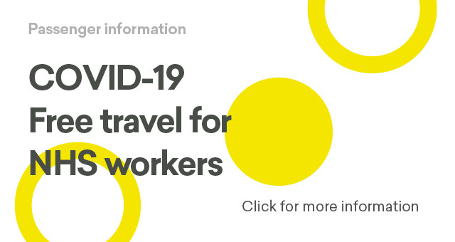COVID-19 Free travel for NHS workers