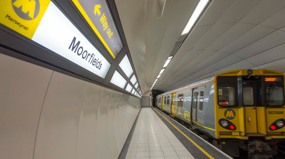 Moorfields Refurbishment