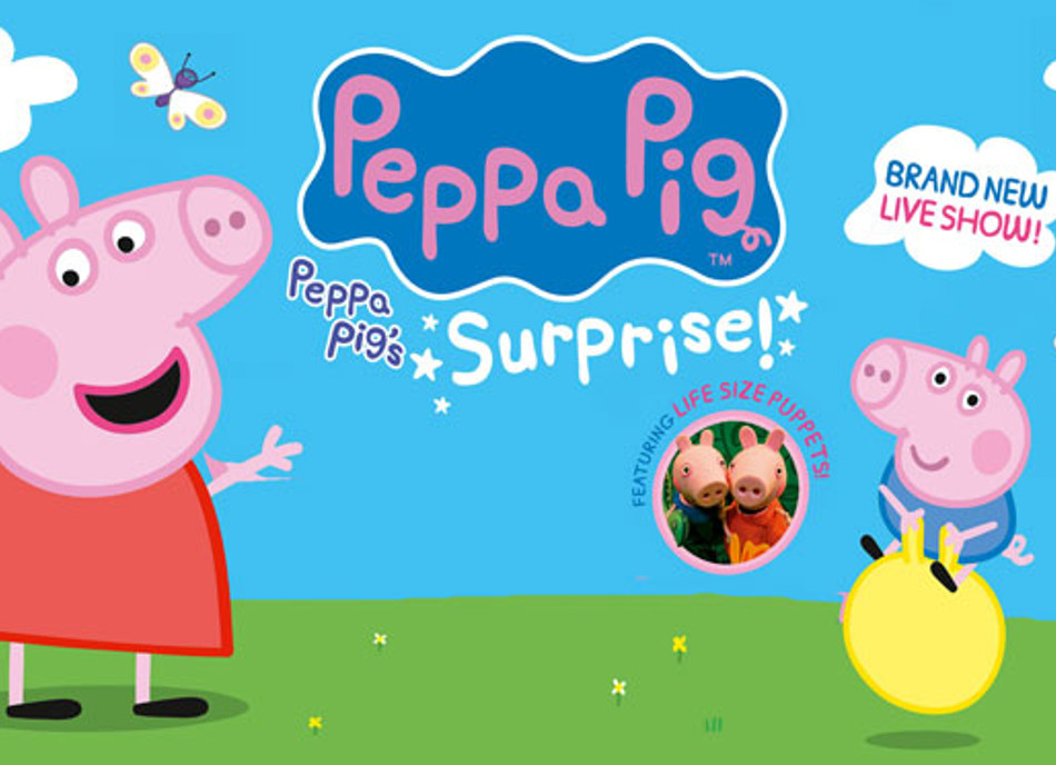 Peppa Pig Live! Competition