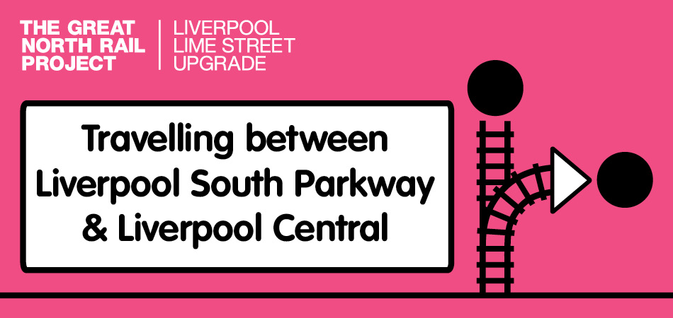 Travelling between Liverpool South Parkway & Liverpool Central